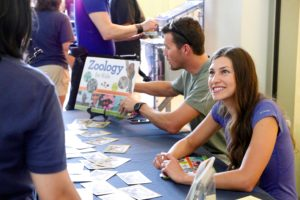 Zoology for Kids authors at Aquarium of the Pacific