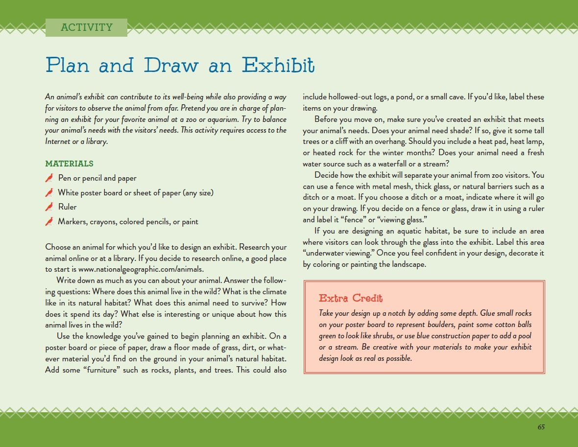 Plan and Draw an Exhibit
